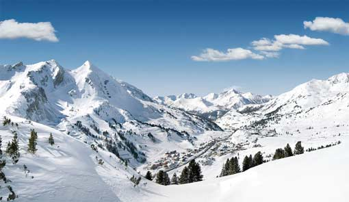 Skiurlaub in Obertauern im SalzburgerLand