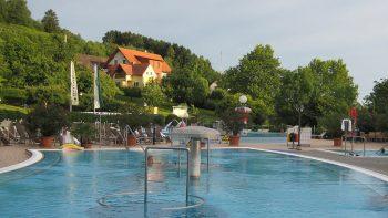 Heiltherme in Bad Waltersdorf - Wellnessurlaub in Österreich