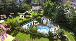 Das Hotel liegt nur 6 Gehminuten vom Kurpark von Bad Wörishofen